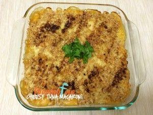 ThermoFun - Cheesy Tuna Macaroni Recipe