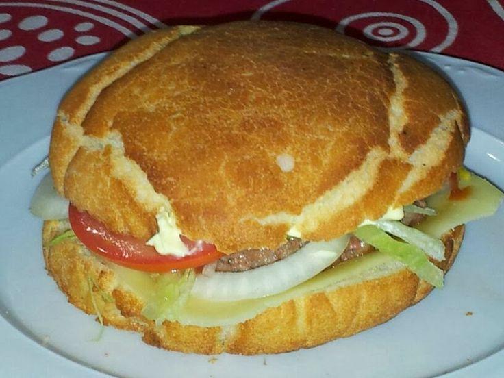 hamburgesa sin gluten