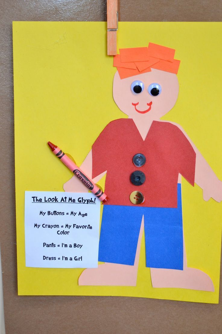 428 best all about me images on pinterest preschool activities