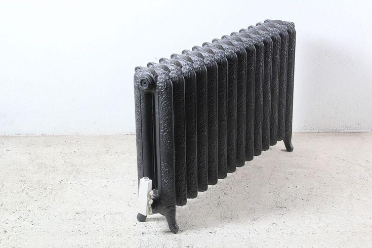17 meilleures id es propos de radiateur fonte sur. Black Bedroom Furniture Sets. Home Design Ideas