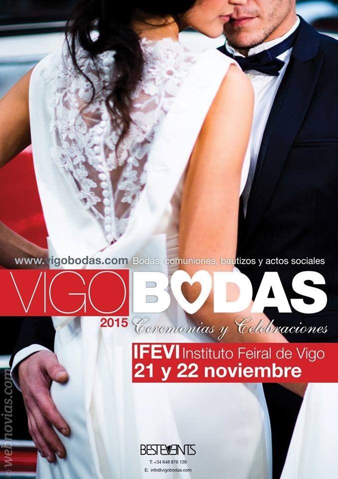 Llega la 9ª edición de VigoBodas
