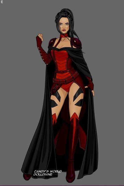 Bride of Jafar ~ by Muemui91 ~ created using the X-Girl ...