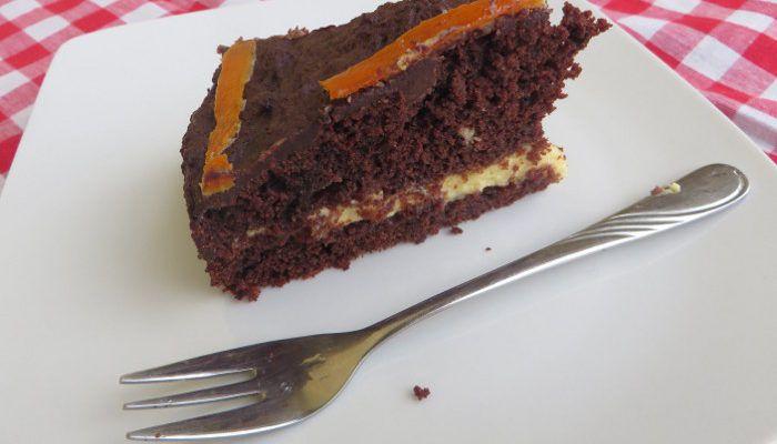 Tort czekoladowo-pomarańczowy | Polacy we Włoszech - portal informacyjny