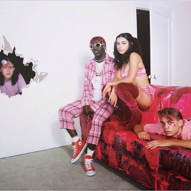 "997 Likes, 19 Comments - PHLEMUNS by James Flemons (@phlemuns) on Instagram: ""@lilyachty in custom #PHLEMUNS set for @charli_xcx video 'After the Afterparty' styled by @lisa_tv."""