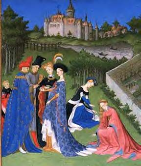 book of hours limbourg brothers - Google Search