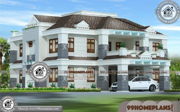 South Indian Home Plans And Designs 90 Modern 2 Story House Ideas Beautiful House Plans Bungalow House Plans Modern House Floor Plans