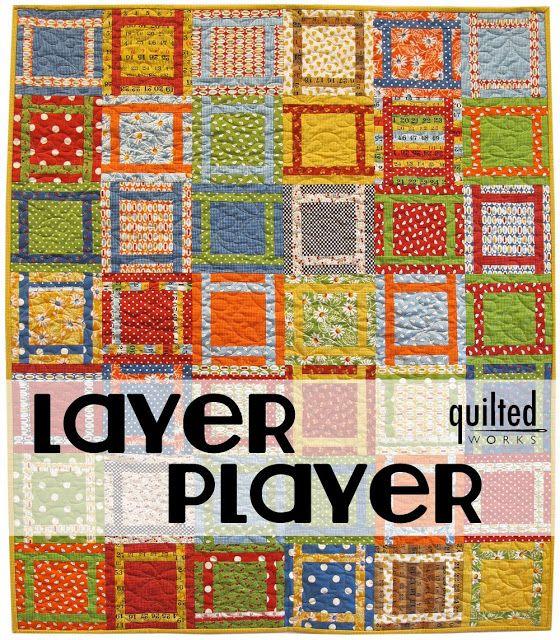 Free Quilt Pattern Using Cuddle Layer Cake