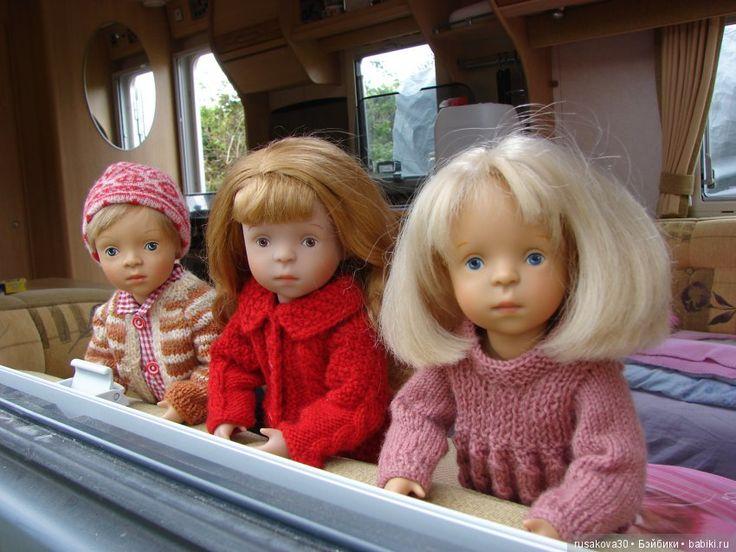 Интервью с автором кукол Сильвией Наттерер (Sylvia Natterer) / Sylvia Natterer, Сильвия Наттерер. Коллекционно-игровые куклы / Бэйбики. Куклы фото. Одежда для кукол