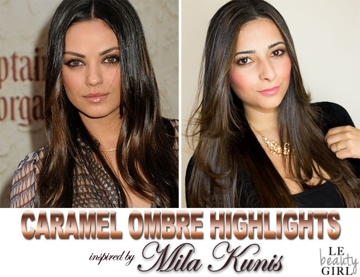 My New Ombre Highlights, Brazilian Keratin Blow-Dry and Haircare Routine
