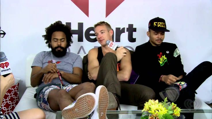 Major Lazer stopped by the iHeartRadio tent at Lollapalooza, but they weren't exactly in the mood for an interview. Watch what happened when Kennedy sat them down.