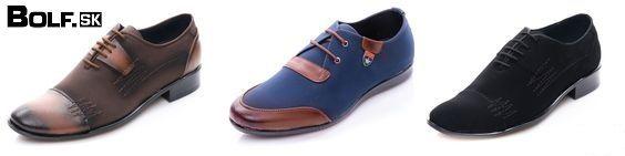 Široký sortiment obuvi http://www.bolf.sk/on/panske-topanky