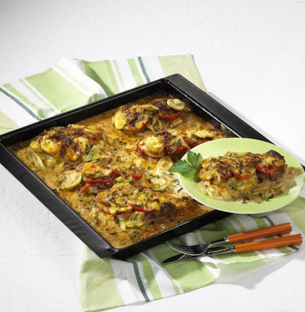 Unser beliebtes Rezept für Saftige Schnitzelpizza und mehr als 55.000 weitere kostenlose Rezepte auf LECKER.de.