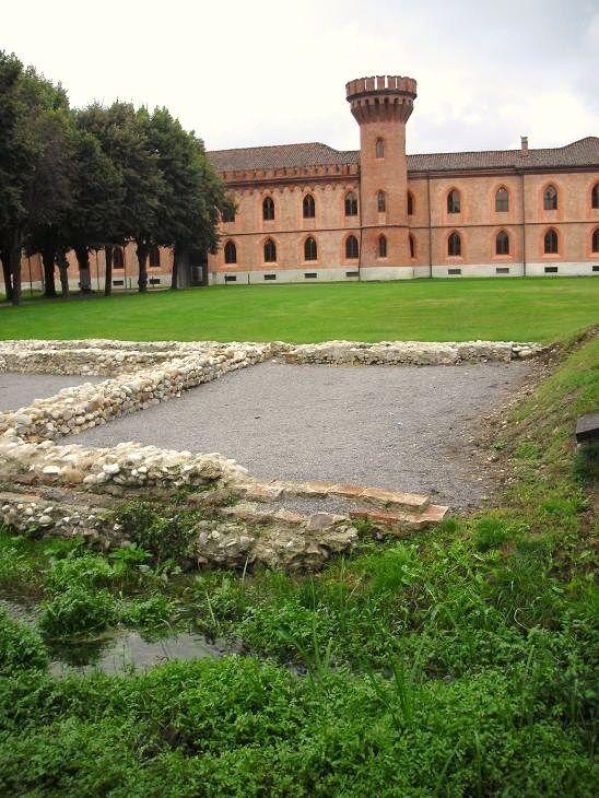 De Slow Food Universiteit in Pollenzo, Bra (Piemonte)