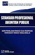 ajibayustore  Judul Buku : Standar Profesional Akuntan Publik - Seri Penilaian Risiko Dan Respons Terhadap Risiko Yang Dinilai Pengarang : Institut Akuntan Publik Indonesia (IAPI) Penerbit : Salemba Empat