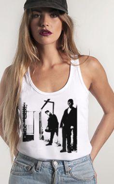 Printed t-shirt #shoponline via https://sophie-etchart.the-shop.co/