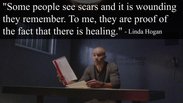 "Linda Hogan - Poet and playwright ~~ ""Outlaw"" Episode 4, Season 11"