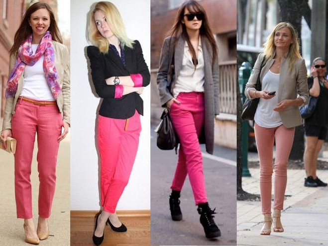 Mittelalter Kleidung Günstig Freizeitkleidung, Rosa Polos Hosen Passform Kombiniert Mit Der Farbe Des Hemdes, Mit Einem Kleinen Gürtel Kann Ihr Aussehen Verbessern, Müssen Nicht Teuer Zu Schön Sein