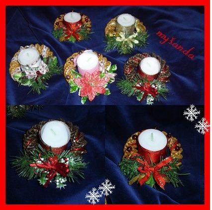 moje tvořeníčko - Fotoalbum - PLETENÍ Z PAPÍRU 2009 - vánoční pletení 2009