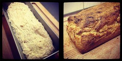 Kochanie, wieczorem...upieczemy chleb!