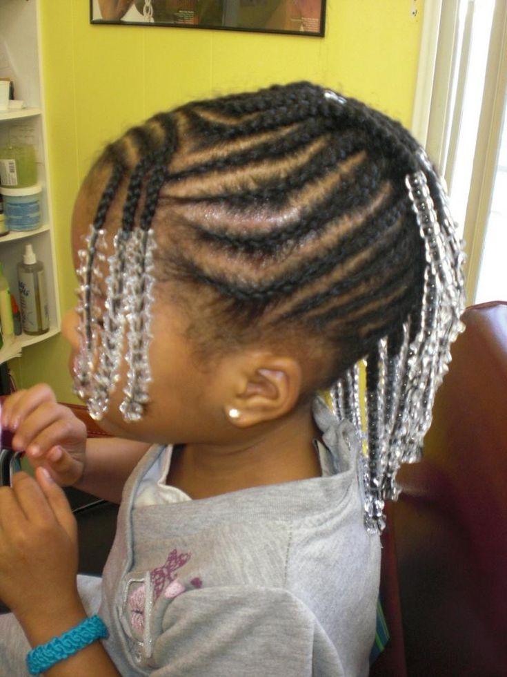 8 Best Girls Hair Images On Pinterest Childrens