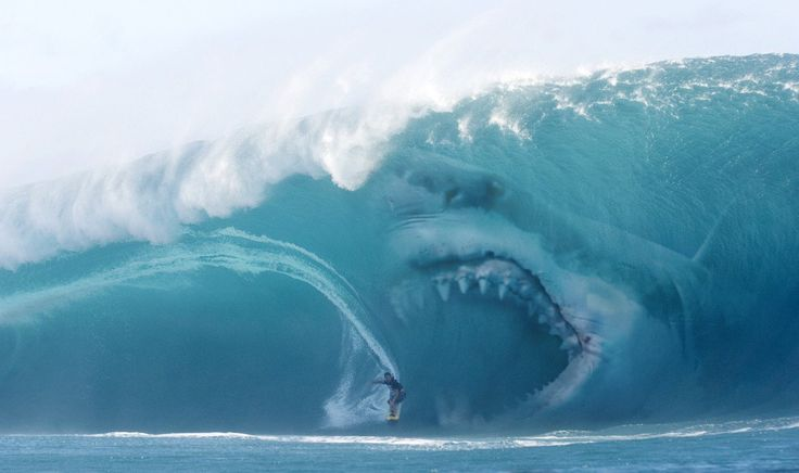 Killer Wave by Chris-Bennier.deviantart.com on @deviantART