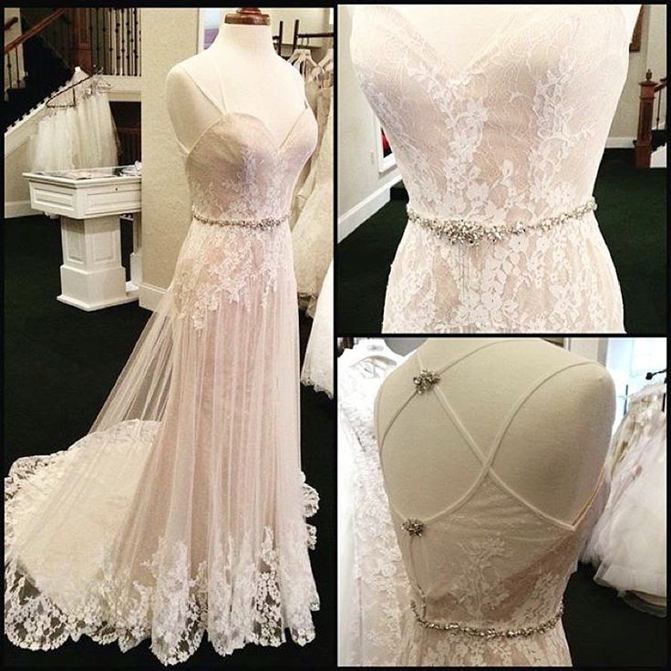 Ti adora style 7560 jlm couture trunk shows pinterest for Wedding dress trunk shows