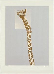 Brett Whiteley. Giraffe