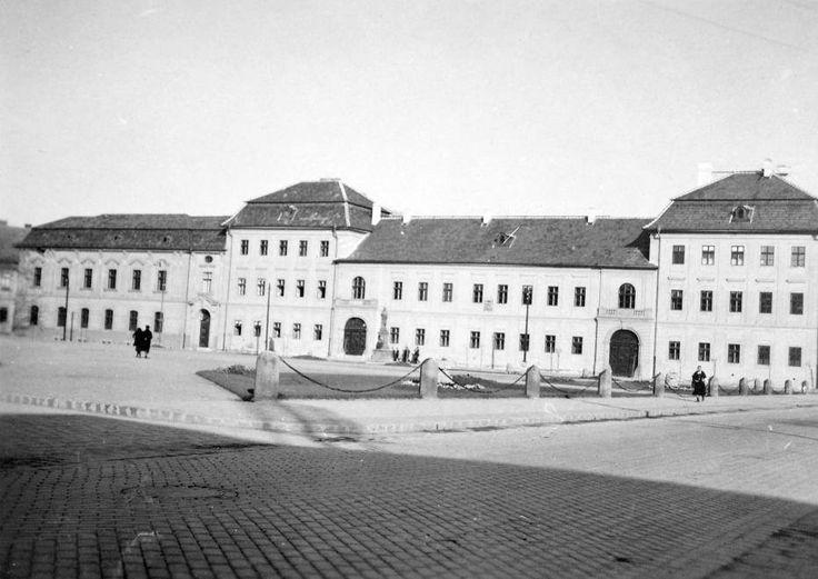 Vác Püspöki Szeminárium.1924