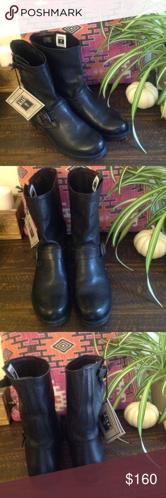 NWT Frye Veronica Short Boots NWT Frye Veronica Short Boot. Perfect Boots for any style. Frye Shoes Combat & Moto Boots
