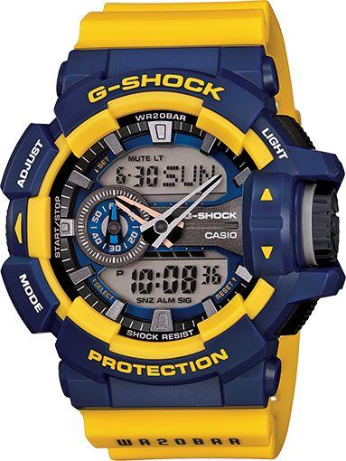 G-Shock Trending GA400-9B $130