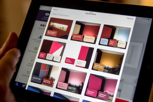 Dulux app lets you virtually paint your walls without a tester pot in sight - Pocket-lint