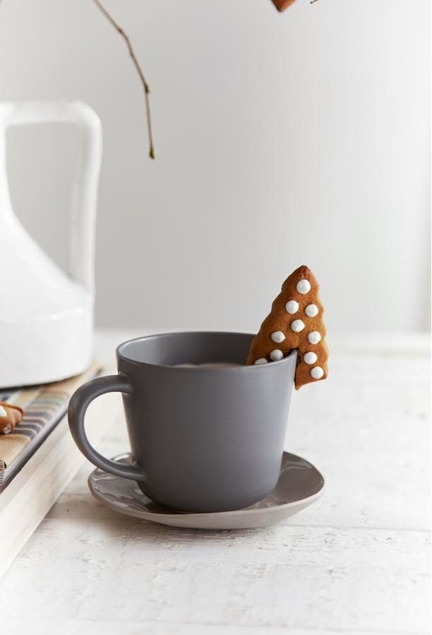 hot chocOlate & gingerbread cookies