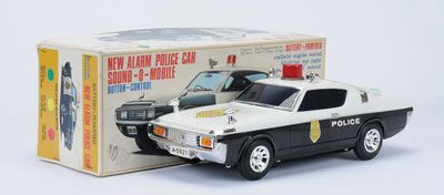 ALPS (Japan) Toyota Crown MS75 Highway Patrol Car