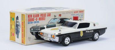 ALPS (Japan) Toyota Crown MS75 Highway Patrol Car