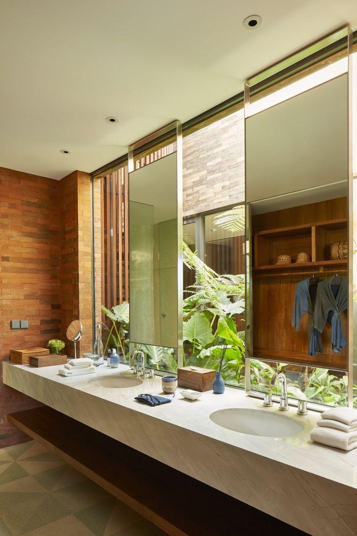 2118 best bathrooms images on pinterest bathroom ideas katamama a bali hotel designed by indonesian artisans