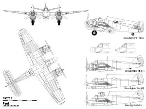 Bristol Beaufighter - Wikipedia, the free encyclopedia