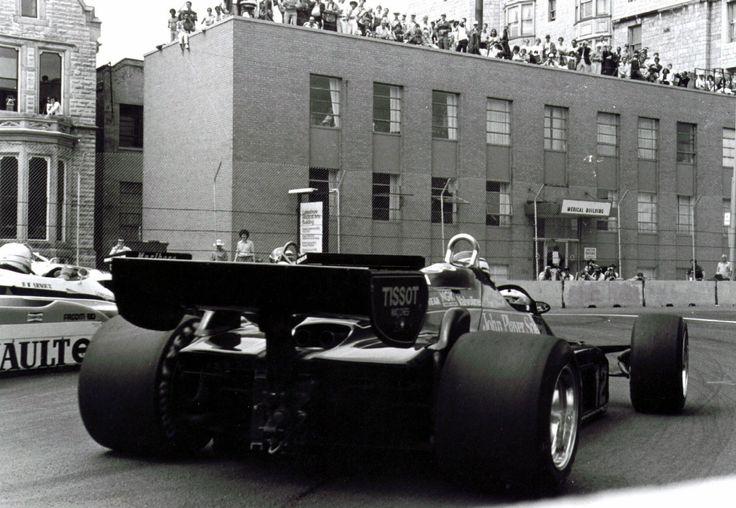 1982 @ Detroit (Nigel Mansell Lotus 91, René Arnoux Renault RE30B)