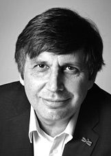 """Andre Geim---------The Nobel Prize in Physics 2010 was awarded jointly to Andre Geim and Konstantin Novoselov """"for groundbreaking experiments regarding the two-dimensional material graphene"""""""
