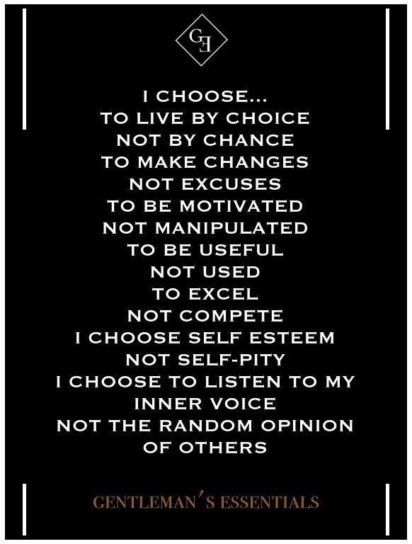 Important words to remember. BB