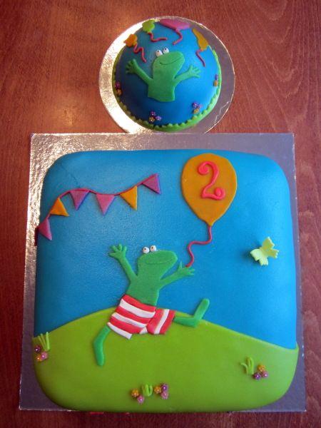 kikker taart maken - Google zoeken