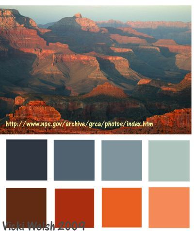 100 best images about color palettes schemes on pinterest With best brand of paint for kitchen cabinets with grand canyon sticker