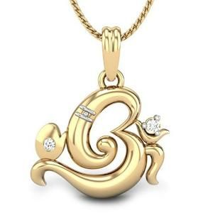 buy gold plated ganesha pendant online from DevotionalStore which has unique design. #online shopping #buy #Ganesha#Pendant#Gold Plated#locket #ganesha locket online #locket online#devotionalstore #devotional