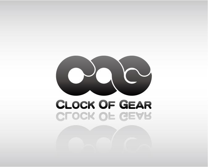 Clock Of Gear
