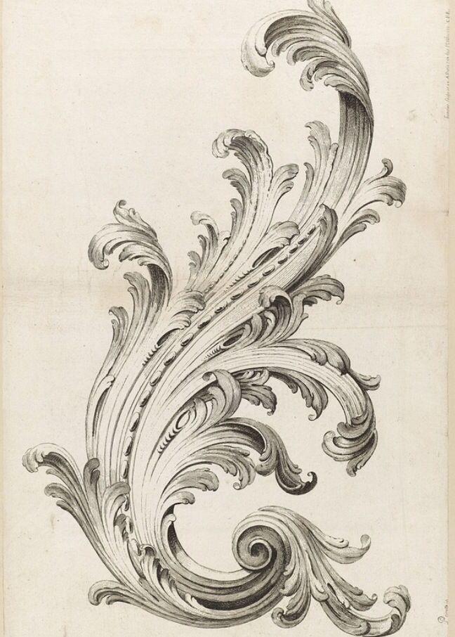 Printable scroll