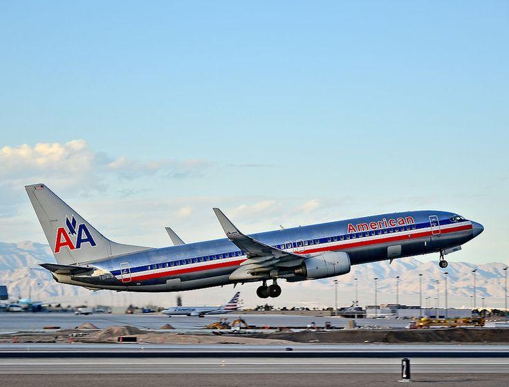 N931AN American Airlines 2000 Boeing 737800 cn 30079