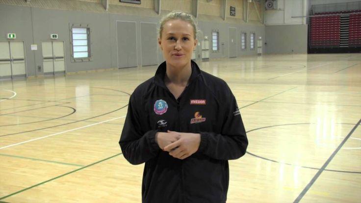 Firebirds Skills Video: Chelsea Pitman
