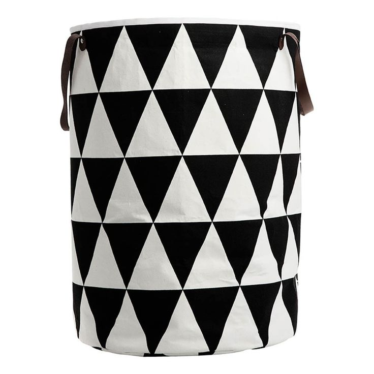 Ferm Living Triangles Basket - Large Model - 40x60cm-product