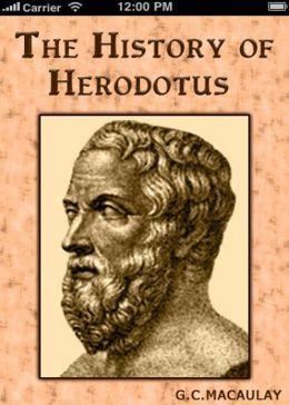 Herodotus Histories Book 1 | The History of Herodotus: Volume II - A History, Harvard Classics By ...