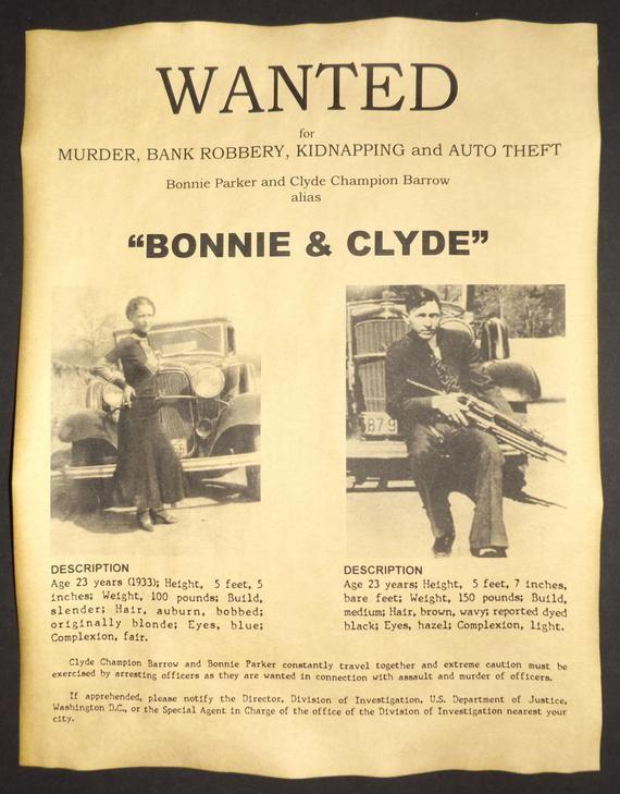 Bonny und clide