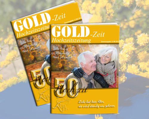 Pin Von Schobuk Auf Hochzeitszeitung Wedding Und Gold
